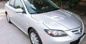 Cần bán gấp Mazda 3 AT 2009, màu bạc, xe nhập  giá 315 triệu tại Hà Nội