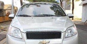 Cần bán xe Chevrolet Aveo sản xuất năm 2017, màu bạc giá 293 triệu tại Tp.HCM