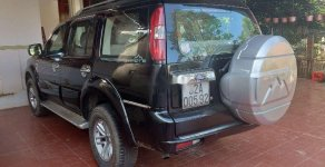 Bán Ford Everest năm 2009, màu đen, 7 chỗ  giá 410 triệu tại Quảng Nam