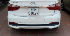 Bán ô tô Hyundai Grand i10 sản xuất năm 2017, màu trắng giá 370 triệu tại Hà Nội