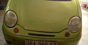 Cần bán gấp Daewoo Matiz đời 2003, xe còn nguyên bản giá 50 triệu tại Nam Định