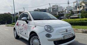 Bán ô tô Fiat 500 1.2 turbo 2010, màu trắng, nhập khẩu số tự động giá 355 triệu tại Tp.HCM