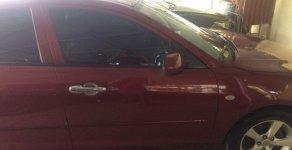 Cần bán lại xe Mazda 3 đời 2005, màu đỏ, nhập khẩu chính hãng giá 285 triệu tại Hà Nội