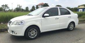 Cần bán lại xe Daewoo Gentra đời 2011, màu trắng còn mới, giá 135tr giá 135 triệu tại Tp.HCM