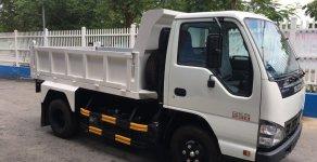 Isuzu thùng Ben 2.5M3 KM máy lạnh, 12 phiếu bảo dưỡng, Radio MP3 giá 541 triệu tại Tp.HCM