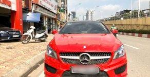 Bán Mercedes CLA 250 4matic sản xuất 2014, màu đỏ, nhập khẩu, giá 960tr giá 960 triệu tại Hà Nội