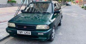 Bán xe cũ  Kia CD5 đời 2000, màu xanh lục giá 44 triệu tại Hà Nội