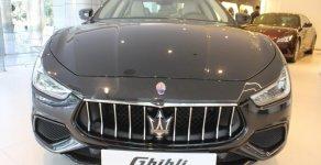 Cần bán gấp Maserati Ghibli 3.0 V6 đời 2019, màu đen, nhập khẩu giá 5 tỷ 799 tr tại Tp.HCM