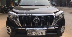 Bán Toyota Prado TXL 2.7L năm sản xuất 2016, màu đen, nhập khẩu giá 1 tỷ 850 tr tại Hà Nội