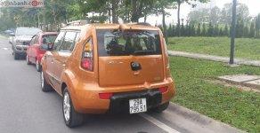 Bán Kia Soul 2009, màu vàng, nhập khẩu nguyên chiếc còn mới giá 350 triệu tại Hà Nội