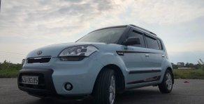 Bán Kia Soul đời 2009, màu xanh lam, nhập khẩu nguyên chiếc chính hãng giá 345 triệu tại Hà Nội