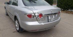 Bán ô tô Mazda 6 đời 2003, màu bạc như mới giá 225 triệu tại Hà Nội