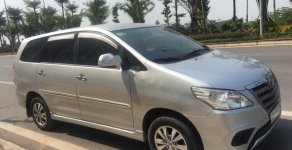 Bán xe Toyota Innova G đời 2015, màu bạc, giá tốt giá 515 triệu tại Hà Nội