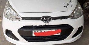 Bán Hyundai Grand i10 MT đời 2014, màu trắng, nhập khẩu nguyên chiếc số sàn, giá tốt giá 244 triệu tại Bình Dương