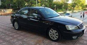 Bán Ford Mondeo 2004, màu đen xe còn mới giá 198 triệu tại Tp.HCM
