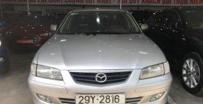 Bán Mazda 626 2.0MT 2001, màu bạc, giá tốt giá 135 triệu tại Hà Nội