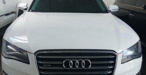 Cần bán Audi A8 đời 2011, màu trắng, nhập khẩu giá 1 tỷ 635 tr tại Tp.HCM