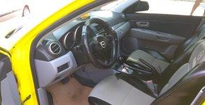 Cần bán xe Mazda 3 1.6 AT 2005, màu vàng như mới giá 240 triệu tại Thái Nguyên