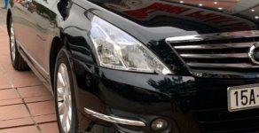 Cần bán lại xe Nissan Teana năm 2011, nhập khẩu nguyên chiếc chính hãng giá 465 triệu tại Hải Phòng