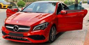Bán xe Mercedes CLA250 Facelift đời 2016, màu đỏ, nhập khẩu giá 1 tỷ 299 tr tại Hà Nội
