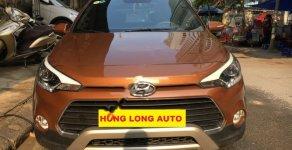 Bán ô tô Hyundai i20 Active 1.4AT đời 2017, màu nâu, nhập khẩu, 530 triệu giá 530 triệu tại Hà Nội