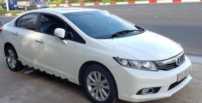 Bán xe Honda Civic đời 2013, màu trắng, giá chỉ 500 triệu xe còn mới nguyên giá 500 triệu tại BR-Vũng Tàu