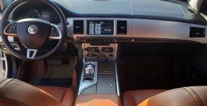 Cần bán gấp Jaguar XF năm 2014, màu trắng, nhập khẩu nguyên chiếc giá 1 tỷ 350 tr tại Hà Nội