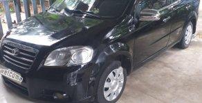 Cần bán xe Daewoo Gentra SX 1.5 MT năm 2011, màu đen còn mới, giá 215tr giá 215 triệu tại Quảng Ngãi