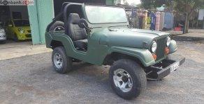 Cần bán lại xe Jeep CJ sản xuất 1990, màu xanh lam, xe nhập giá 120 triệu tại Đồng Nai