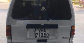 Bán xe Suzuki Carry năm sản xuất 2005, màu bạc chính chủ, giá 138tr giá 138 triệu tại Hà Nội