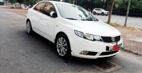 Bán ô tô Kia Forte SLi 1.6 AT sản xuất 2009, màu trắng, nhập khẩu số tự động, giá chỉ 320 triệu giá 320 triệu tại Hà Nội
