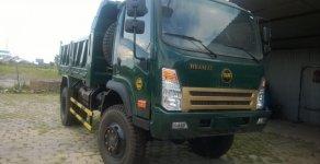 Xe tải Hoa Mai đời 2019, 3 tấn, màu xanh, giá cạnh tranh giá 320 triệu tại Nam Định