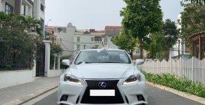 Bán xe Lexus IS 250C năm sản xuất 2012, màu trắng, nhập khẩu số tự động giá 1 tỷ 520 tr tại Hà Nội