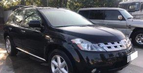 Bán xe Nissan Murano SL 3.5 năm 2007, màu đen, xe nhập số tự động giá 465 triệu tại Hà Nội