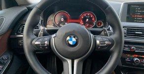 Cần bán gấp BMW 6 Series năm 2015, màu xám, nhập khẩu nguyên chiếc chính hãng giá 2 tỷ 380 tr tại Hà Nội