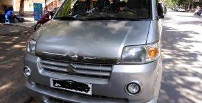 Bán Suzuki APV năm sản xuất 2007, màu bạc xe còn mới lắm giá 210 triệu tại Hà Nội