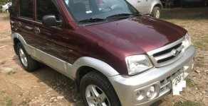 Bán Daihatsu Terios 1.3 4x4 MT đời 2006, màu đỏ số sàn, giá chỉ 198 triệu giá 198 triệu tại Hà Nội