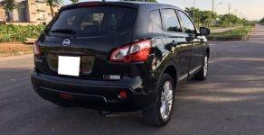 Bán Nissan Qashqai 2012, màu đen, nhập khẩu chính hãng giá 450 triệu tại Hà Nội