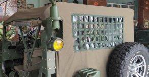 Cần bán Jeep A2 năm 1990, màu xanh lục, nhập khẩu  giá 350 triệu tại Cần Thơ