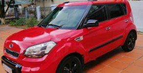 Cần bán lại xe Kia Soul 1.6L 2009, màu đỏ, nhập khẩu số tự động giá 355 triệu tại Lai Châu
