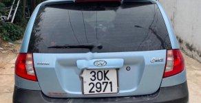 Cần bán xe Hyundai Getz năm 2007, màu xanh lam, nhập khẩu chính hãng giá 215 triệu tại Hà Nội