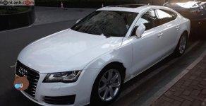 Cần bán gấp Audi A7 Sportback 3.0 đời 2014, màu trắng, xe nhập giá 2 tỷ tại Tp.HCM