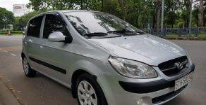 Cần bán Hyundai Getz năm sản xuất 2009, màu bạc, xe nhập chính hãng giá 188 triệu tại Tp.HCM
