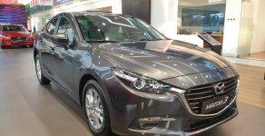 Mazda Bình Tân - Giảm giá cuối năm - Nhận quà tặng chính hãng khi mua xe Mazda 3 1.5L Deluxe năm 2019, màu xám. giá 649 triệu tại Tp.HCM