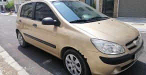 Bán xe Hyundai Getz 2007, màu vàng, nhập khẩu nguyên chiếc chính hãng giá 220 triệu tại Hà Nội