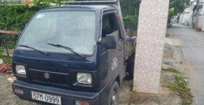 Bán xe Suzuki Super Carry Truck năm 2010, màu xanh lam giá 105 triệu tại Tp.HCM