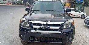 Bán Ford Ranger XL 2.5L 4x2 MT sản xuất 2010, màu đen, nhập khẩu số sàn giá 300 triệu tại Hà Nội