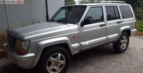 Bán Jeep Cherokee đời 2008, màu bạc, nhập khẩu   giá 65 triệu tại Hà Nội