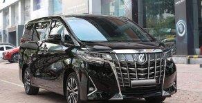 Giảm giá cuối năm chiếc xe nhập khẩu chính hãng Toyota Alphard đời 2019, màu đen  giá 4 tỷ 38 tr tại Tp.HCM