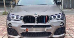 Bán xe BMW X4 đời 2015, màu xám, nhập khẩu chính hãng giá 1 tỷ 555 tr tại Hà Nội